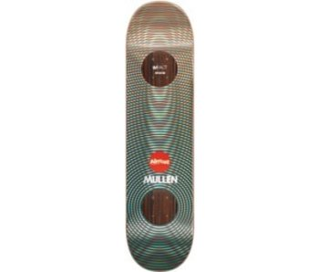 Almost Metallic Vibes Deck 8.0 x 31.6 in