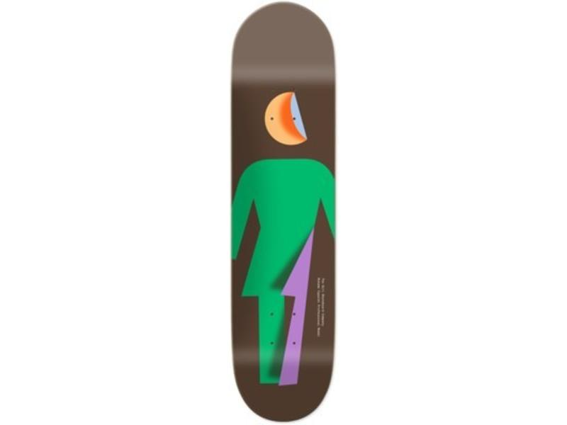Girl Skateboards Girl Folded Deck 8.125 x 31.5