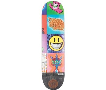 Santa Cruz Ron English Propaganda Deck 8.375 x 32 in
