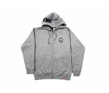 Spitfire Bighead Zip Up Sweatshirt