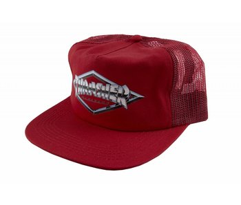 Thrasher Diamond Emblem Mesh Hat