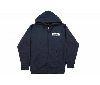 Thrasher Skate Mag Zip up Hooded Sweatshirt
