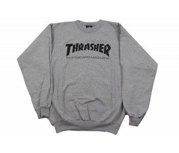 Thrasher Skate Mag Crew Sweatshirt