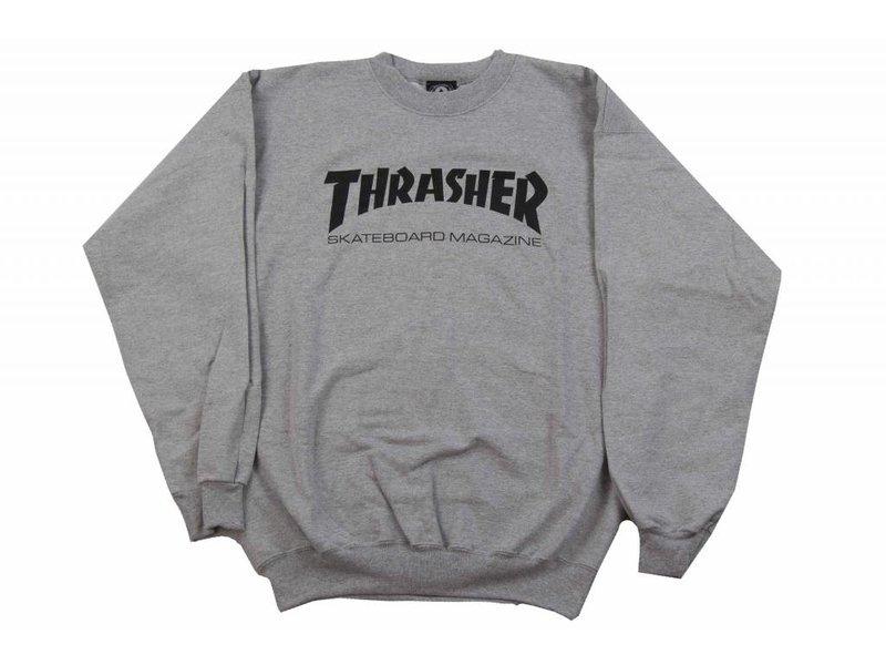 Thrasher Thrasher Skate Mag Crew Sweatshirt