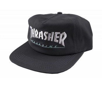 Thrasher Two Tone Mag Logo Hat