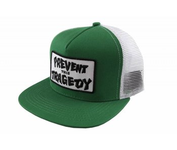 Thrasher Prevent This Tragedy Mesh Hat