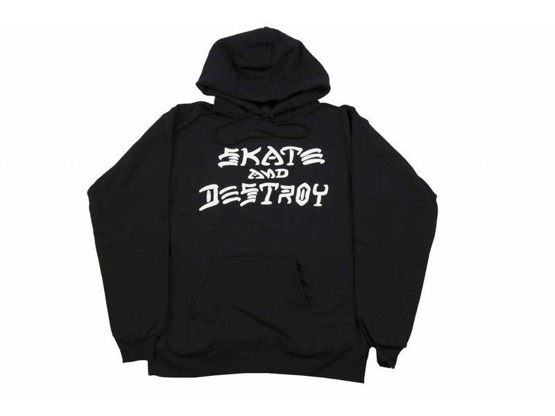 Thrasher Thrasher Sk8 & Destroy Hooded Sweatshirt