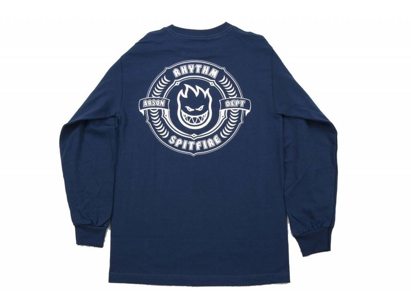 Spitfire Spitfire X Rhythm Colab L/S Shirt
