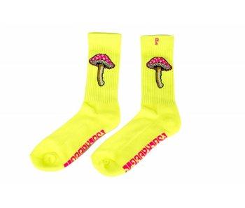 Psockadelic Fungi Socks