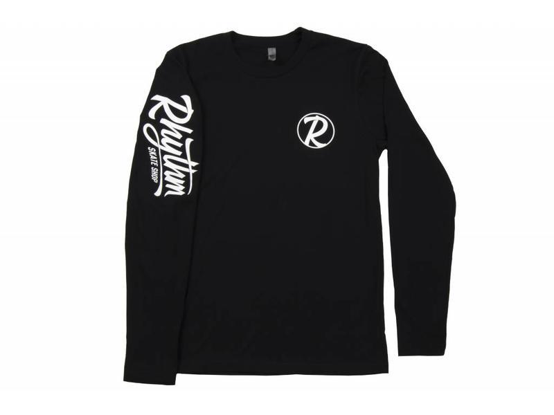 Rhythm Script L/S Shirt