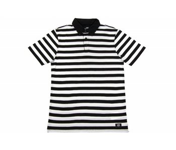 Vans Chima Striped Polo Shirt