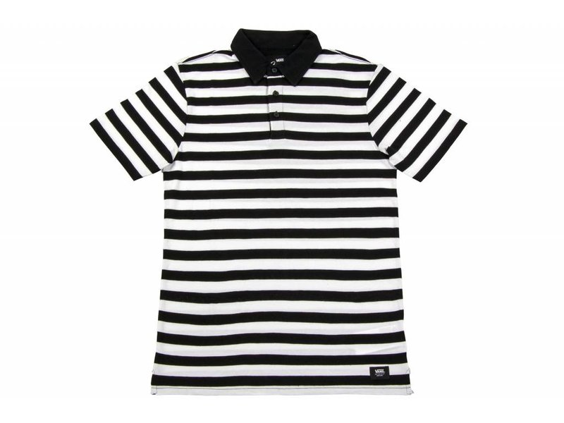 Vans Vans Chima Striped Polo Shirt