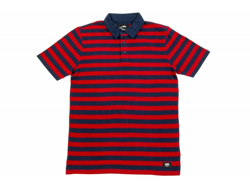 Vans Vans Chima Striped Polo Shirt