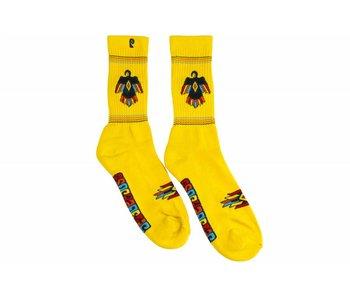 Psockadelic Thunderbird Sock