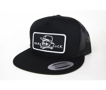 Hard Luck Bar Logo Patch Snapback