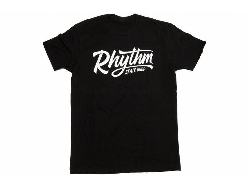 Rhythm Script Shirt