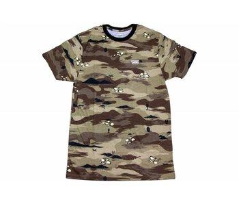 Vans Desert Camo Ringe Shirt