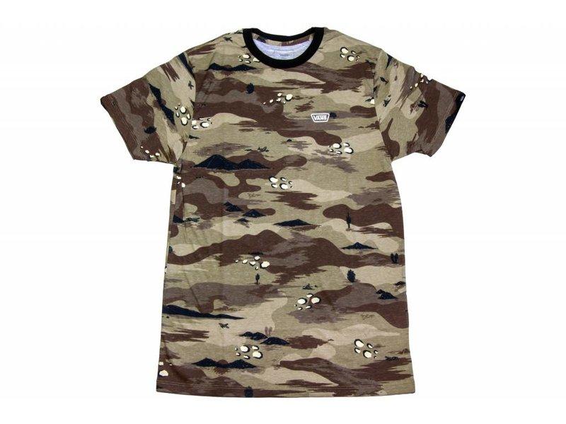 Vans Vans Desert Camo Ringe Shirt