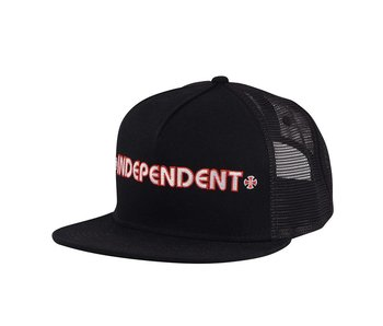 Independent Bar Mesh Trucker
