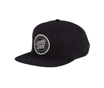 Santa Cruz Spangle Dot Snapback