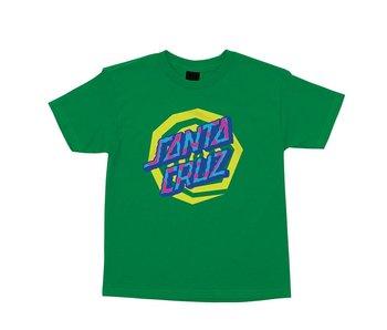 Santa Cruz Illusion Dot Youth Shirt