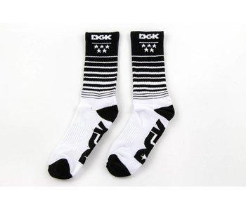 DGK Sunset Crew Socks