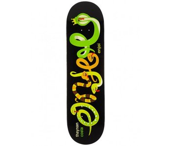 Enjoi Intertwined Impact Light Deck