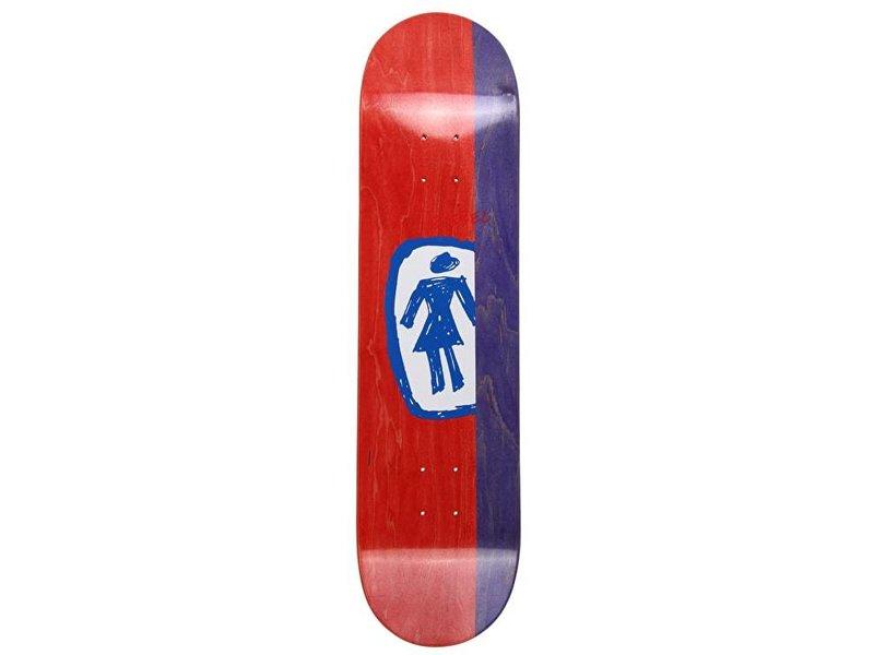 Girl Skateboard Co. Girl Sketchy OG Deck