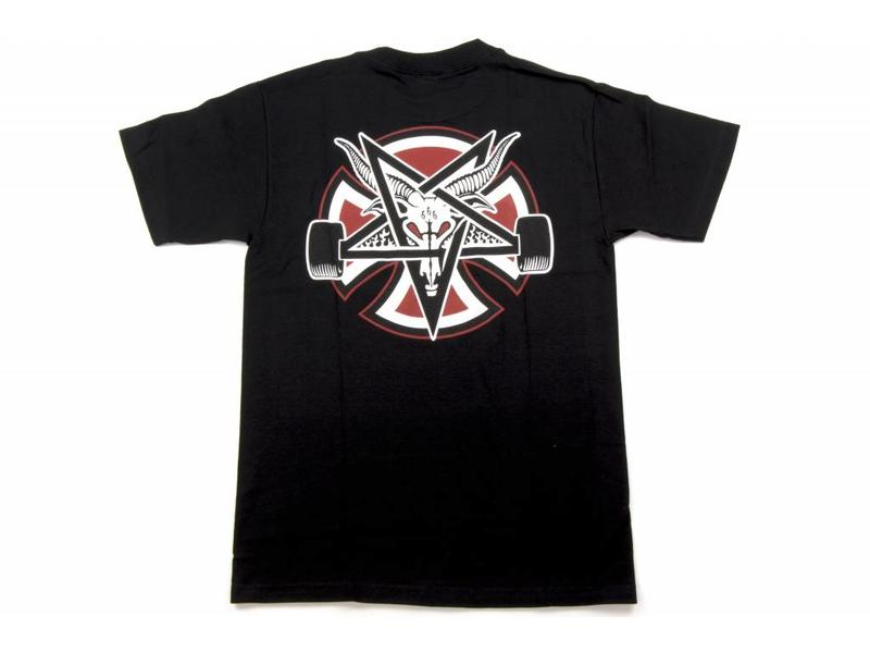 Independent Thrasher Independent Pentagram Cross Shirt