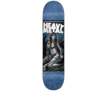 Darkstar Heavy Metal Deck