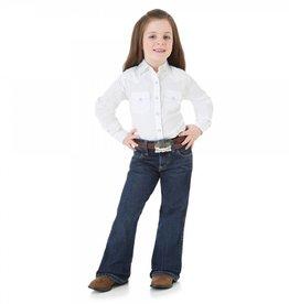 Wrangler Girl's Premium Patch Jean, BN Wash