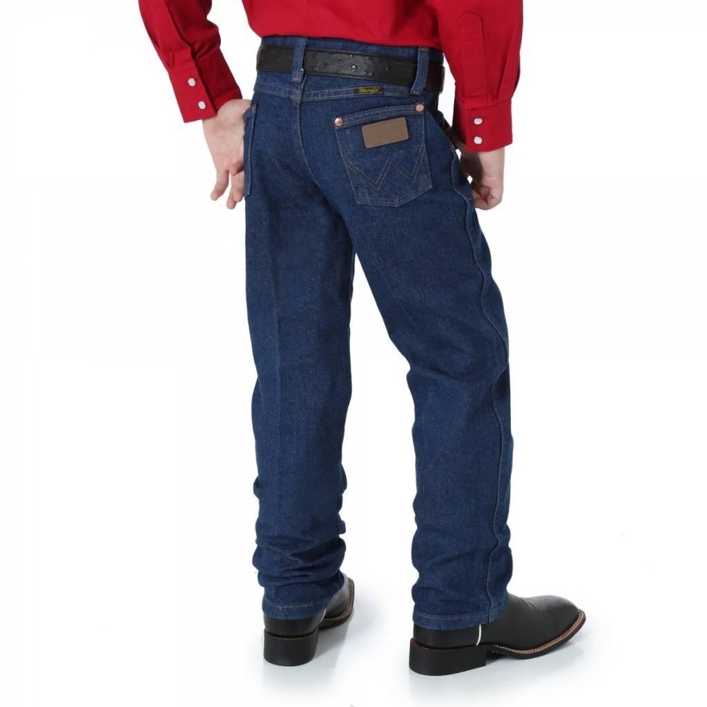 Wrangler Pro Rodeo Boy's Jean, 1T-16 SLIM