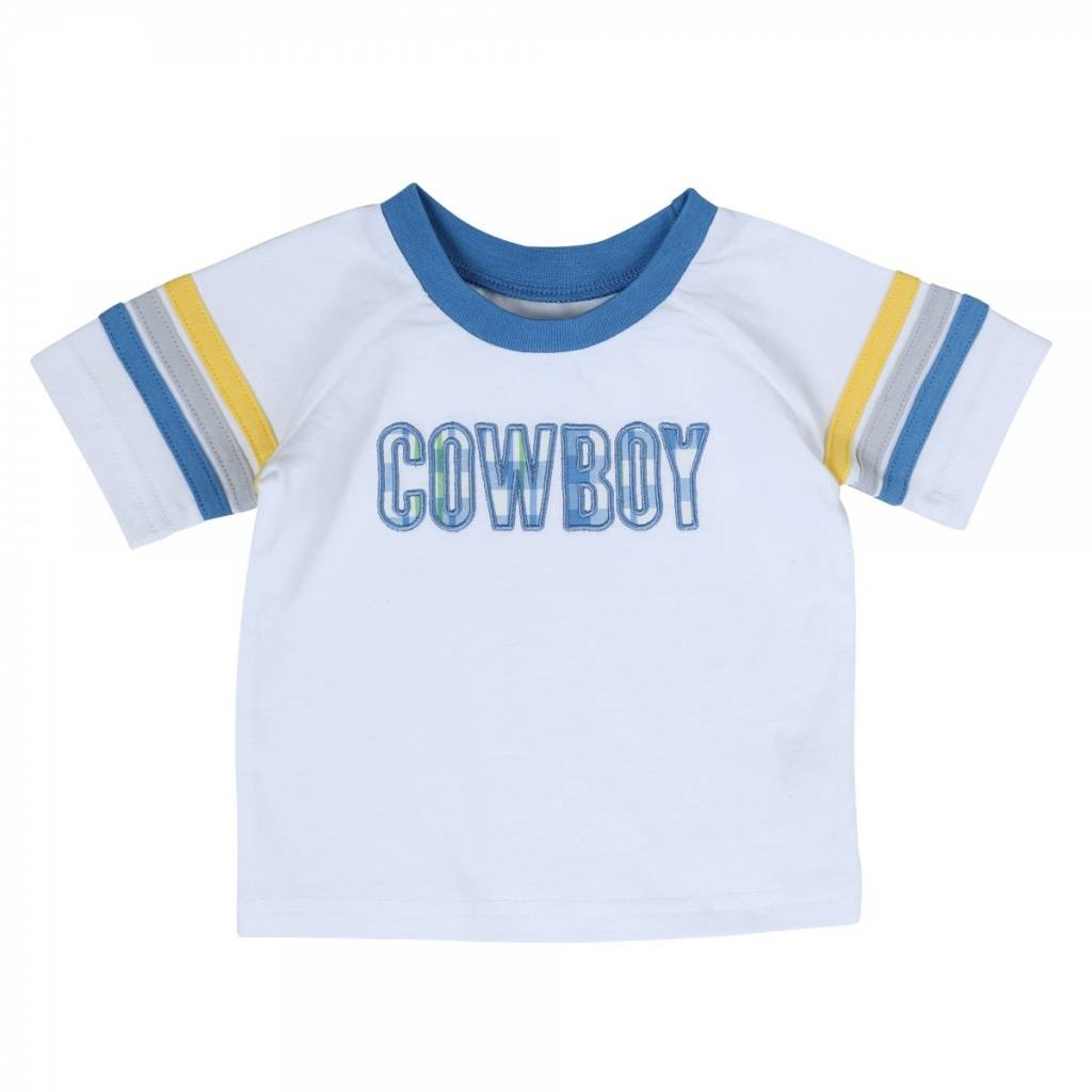 "Wrangler All Around Baby ""Cowboy"" Tee"