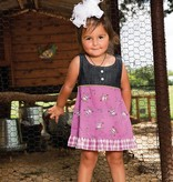 Wrangler All Around Baby Country Chic Dress