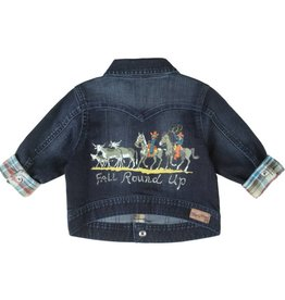 Wrangler All Around Baby Boys Denim Jacket