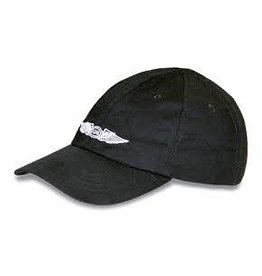 ASA Logo Cap Hat Black