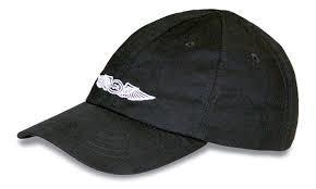 ASA Logo Cap Hat Black