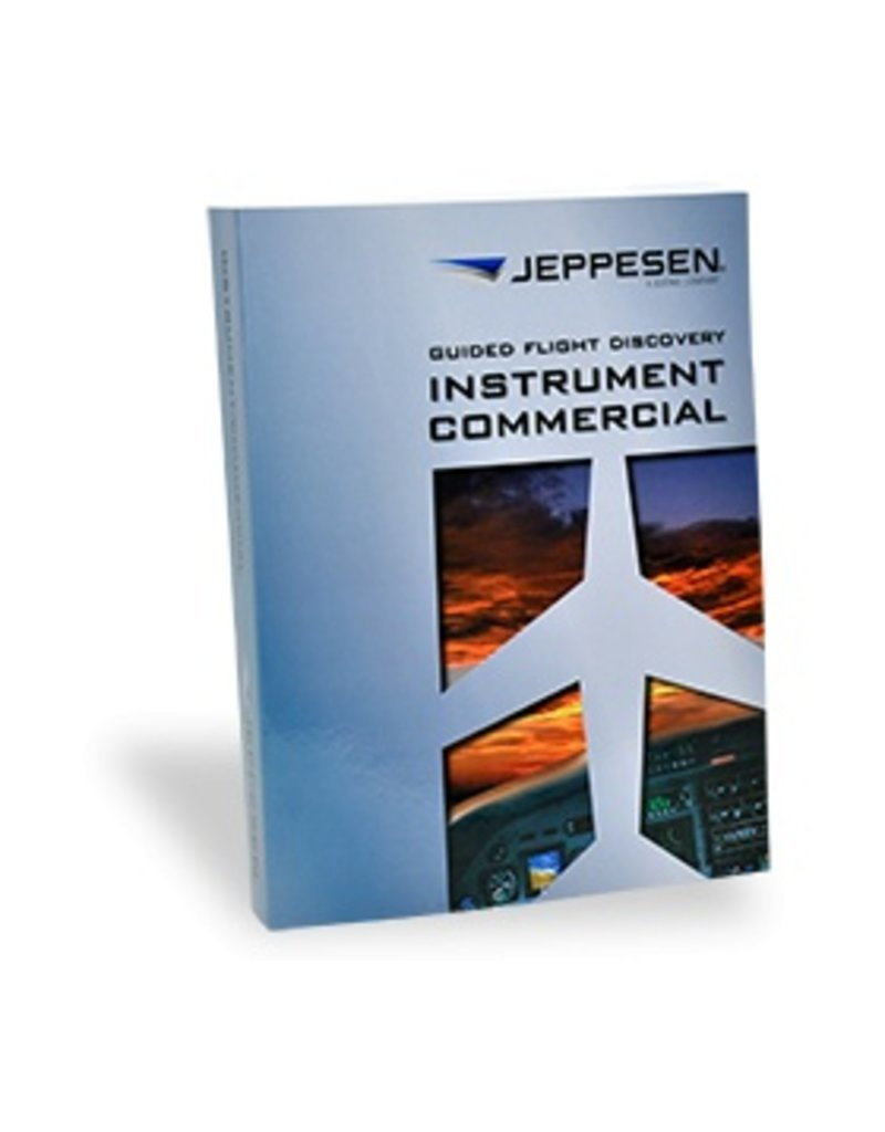 JEPPESEN Jeppesen Instrument / Commercial Textbook