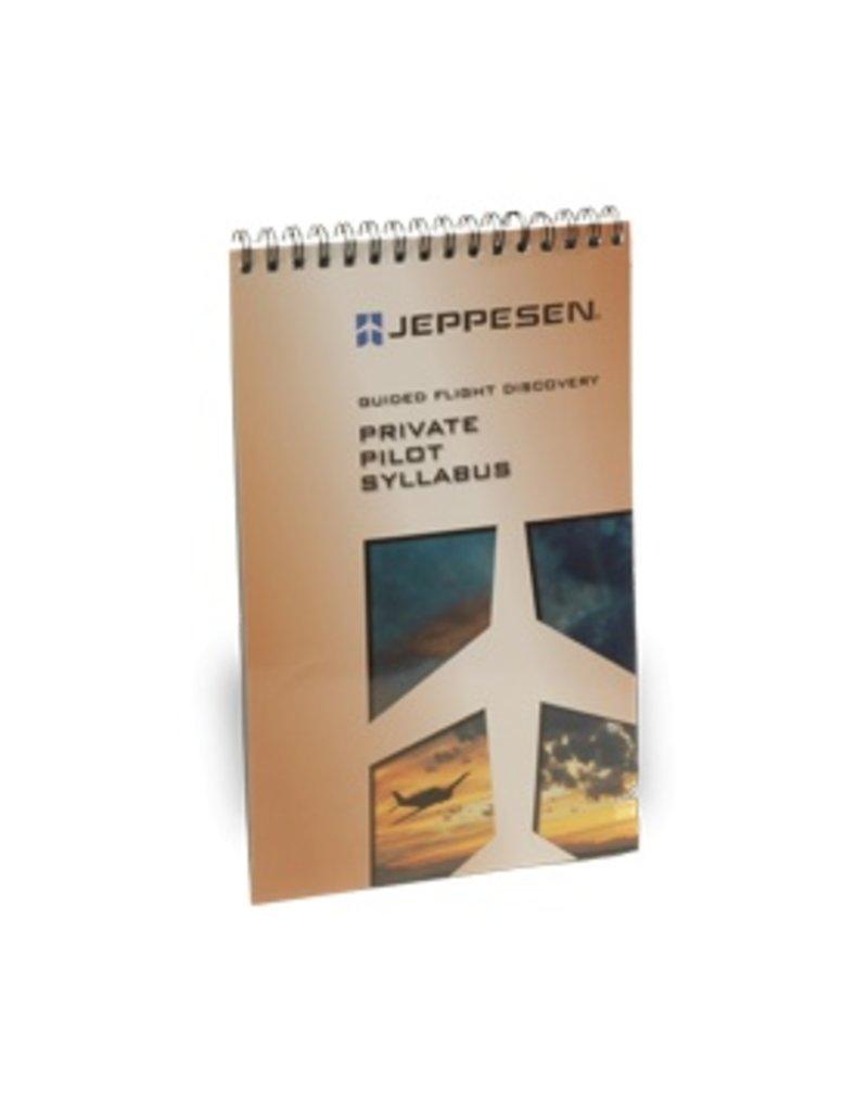 JEPPESEN Jeppesen Private Pilot Syllabus