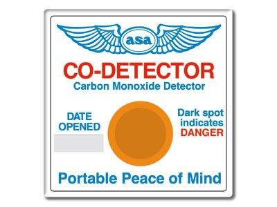 ASA ASA Carbon Monoxide Detector