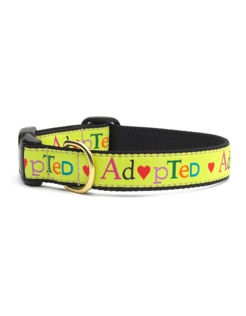 ADOPTED Dog Collar