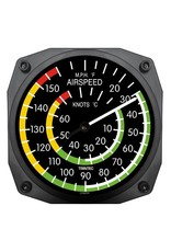 AIRSPEED Wall Thermometer