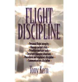 McGraw-Hill FLIGHT DISCIPLINE by Tony Kern