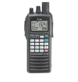 ICOM A-24 NAV/COM RADIO