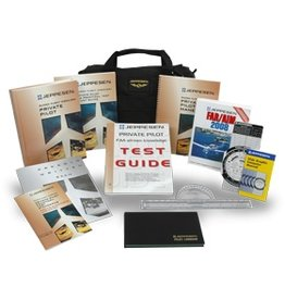JEPPESEN Jeppesen Private Pilot Part 61 Kit
