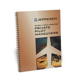 JEPPESEN Jeppesen Private Pilot Maneuvers Manual