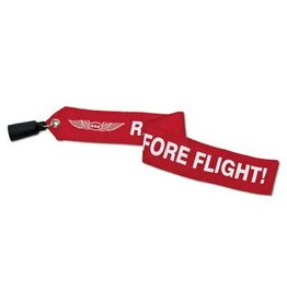 ASA Pitot Tube Cover (LARGE) 3/4 Red