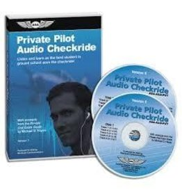 ASA ASA PRIVATE PILOT CHECKRIDE CD