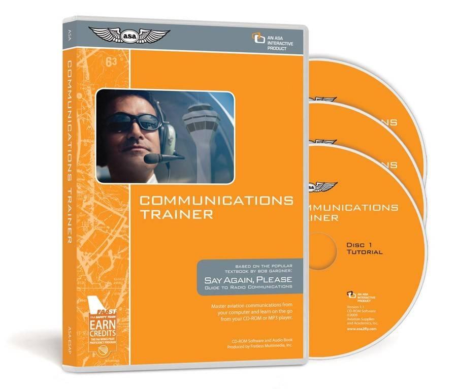 ASA ASA COMMUNICATIONS TRAINER: SAY AGAIN PLEASE