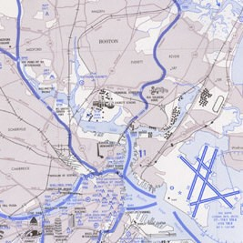 FAA Helicopter Charts Los Angeles